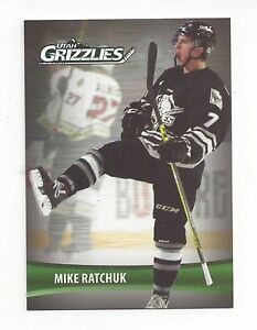 ECHL 2015-16 Utah Grizzlies Mike Ratchuk Guildford Flames