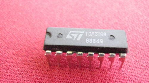 IC BAUSTEIN TCA3189                          21414-35