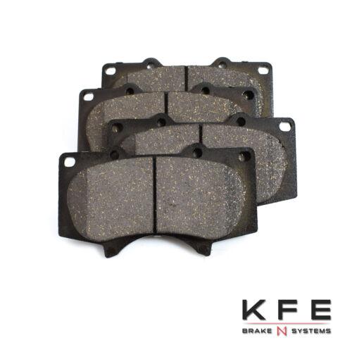 FRONT Premium Ceramic Disc Brake Pad Fits 4Runner Tacoma Tundra FJ GX470 KFE976