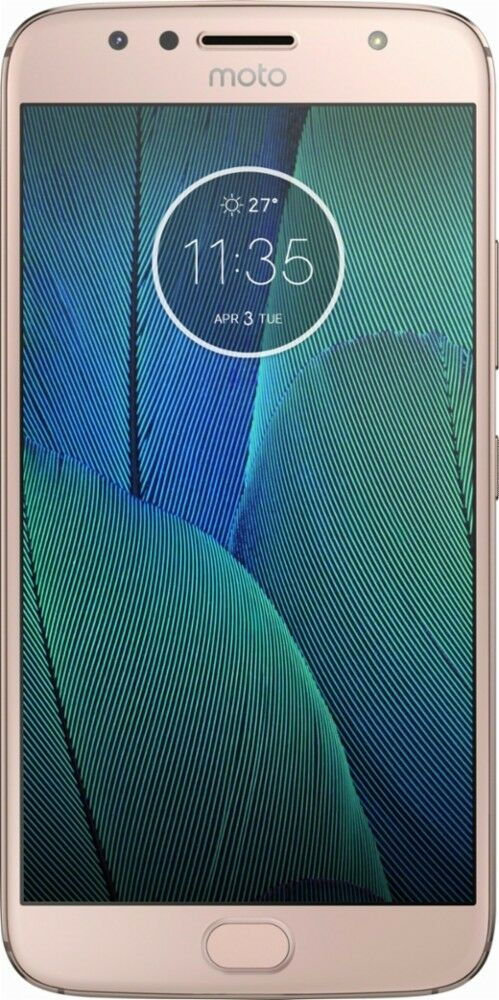 "Motorola Moto G5S Plus XT1805 Dual Sim 5.5"" 32GB (FACTORY UNLOCKED) 3GB RAM"