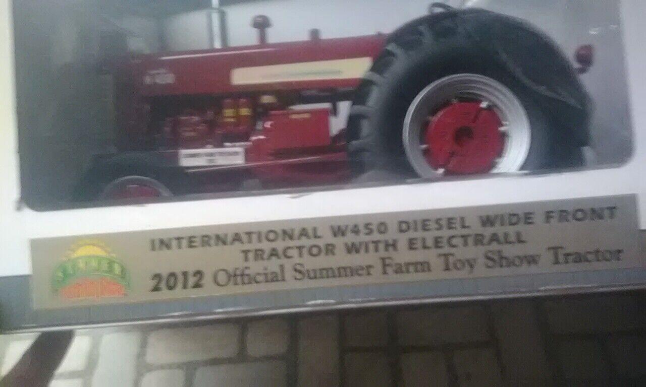 International w450 diesel wf w electrall nib 1 16