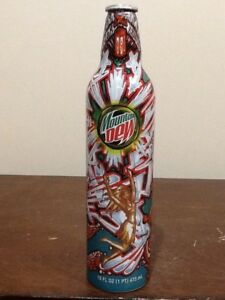 mountain dew bottles on ebay