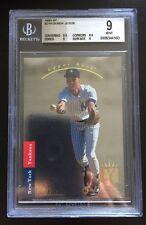 1993 SP DEREK JETER Yankees RC #279 BGS 9 - W/ 9.5 Centering Upper Deck