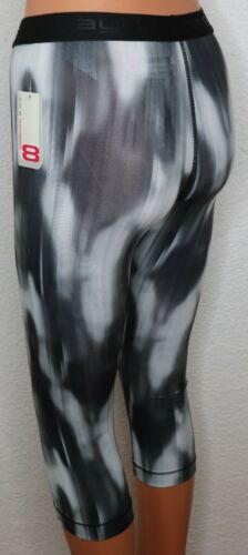 M Damen Sport Fitness Leggings 3//4Capri LAYER 8 Größe S L Fitnesshose Jogging