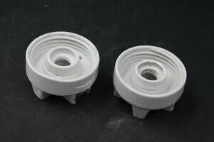 Old-Big-M-Socket-For-Lamp-Glaskolbenlampe-Lamp-E27-Porcelain-Old