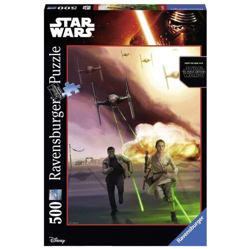Ravensburger Star wars JIGSAW PUZZLE 500pc Force Réveille