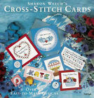 Sharon Welch's Cross-stitch Cards: Over 80 Easy-to-make Designs by Sharon Welch (Paperback, 1999)