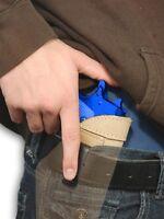 Barsony Tan Leather Iwb Gun Holster Norinco Kimber Llama Full Size 9mm 40 45