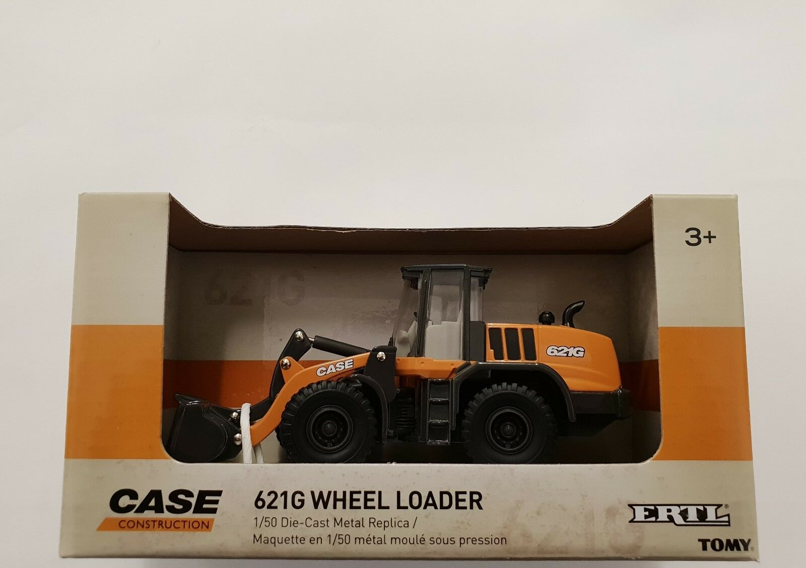 Genuine CASE 621 G Wheel Loader Die-Cast Model ERTL