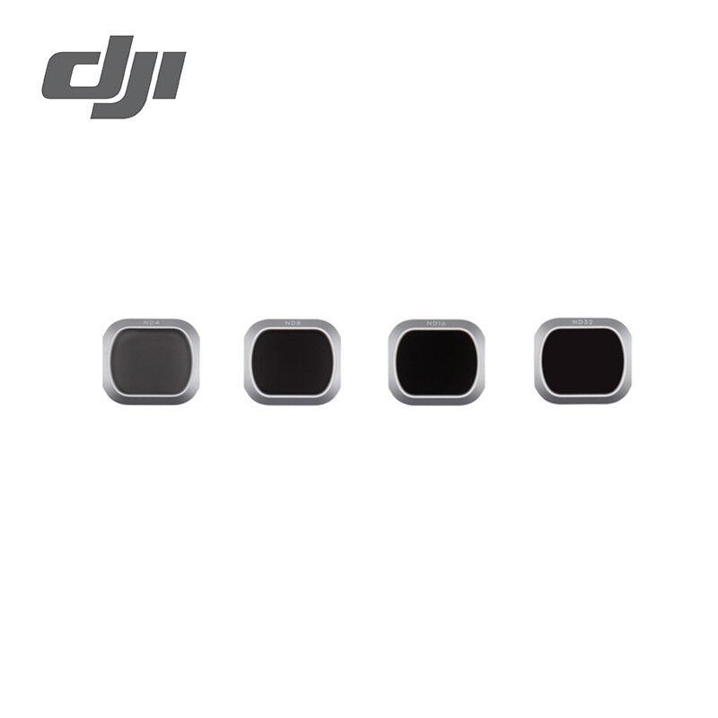 Original DJI Mavic 2 Pro Drone Cámara Lente Filtros ND Set ( ND4/8/16/32 ) Accesorio