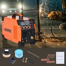 New Listing200a Digital Mig Welder 110v Igbt 3 In 1 Mma Tig Gas Gasless Arc Welding Machine