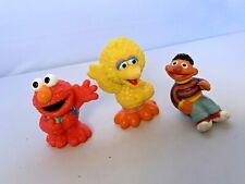 Sesame Street Elmo Big Bird 3 Scented Rocket Eraser Erasers Party Favors