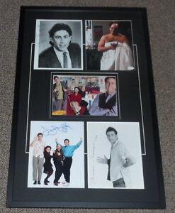 Seinfeld-Cast-Signed-Framed-21x33-Photo-Display-JSA-Jerry-George-Elaine-Kramer