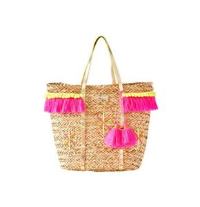 Nwt Pulitzer Lilly Pulitzer Pulitzer Nwt Baja Baja Tote Tote Lilly Lilly 6bfg7y
