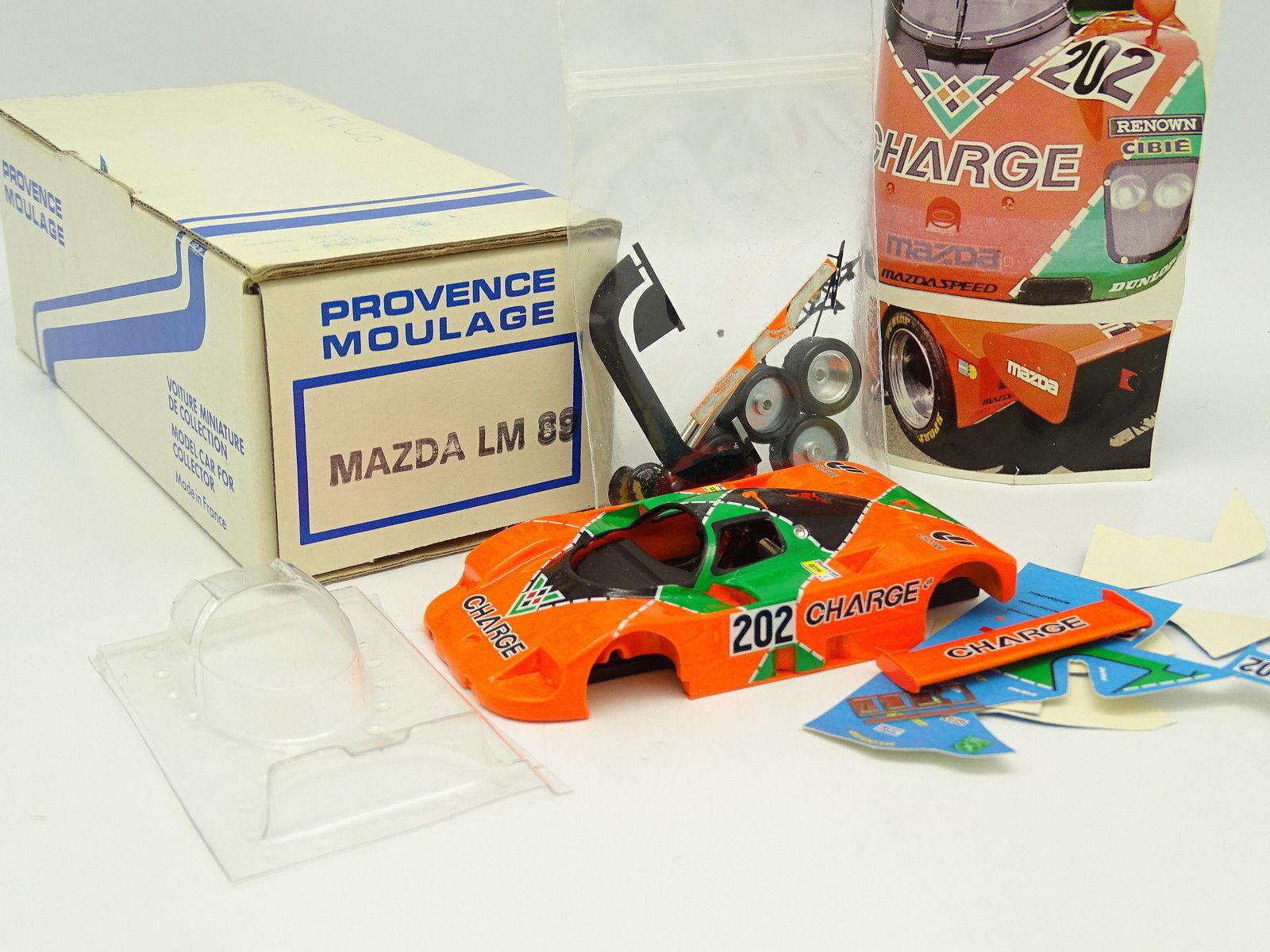 Provence Moulding Moulding Moulding Kit à Monter 1 43 - Mazda 767 Le Mans 1989 c7539f
