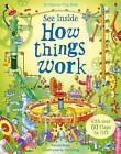 See Inside How Things Work by Conrad Mason (Hardback, 2009)