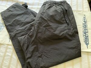 REI Unisex Adult Black Rain Pants XL Short | eBay