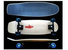 "Cruiser Complete Skateboard 28"" Maple Square Tail Free Shipping"