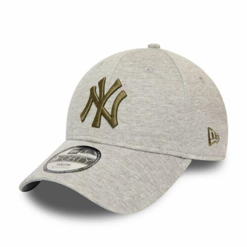 New Era 9Forty KINDER Cap JERSEY NY Yankees grau