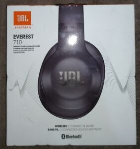 JBL EVEREST 710 Wireless Over-Ear Headphones w  Built-In Mic ... 17a4b446cd