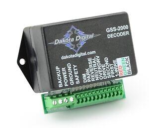 Dakota Digital Gear Shift Indicator Light Reverse Neutral