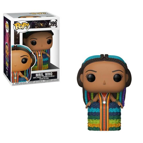 Who Brand New In Box Funko Mrs POP Disney: A Wrinkle in Time