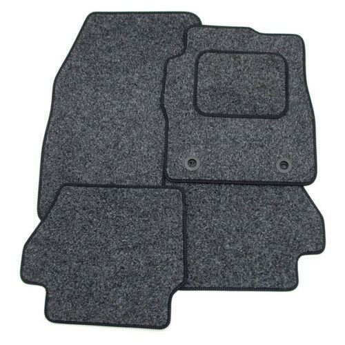 02-08 Perfect Fit Black Carpet Car Mats for Vauxhall Signum