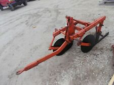 Allis Chalmers Tractor Ac 2 Bottom Plow Snap Couple Real Nice Excellent Original