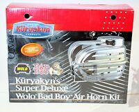 Can-am Brp Spyder Honda Gl1800 Yamaha Intruder 118 Decibel Wolo Horn