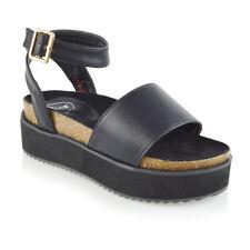 fdd832e1f734 item 3 Womens Platform Strappy Sandals Chunky Wedges Flatform Peep Toe  Casual Shoes 3-8 -Womens Platform Strappy Sandals Chunky Wedges Flatform  Peep Toe ...