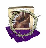 Crown Of Thorns/ Authentic Crown Of Thorns From The Holy Land -... Free Shipping