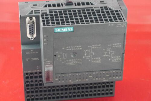 Siemens SIMATIC 6es7151-1ca00-3bl00 s7 im151-1 compaktmodul