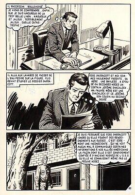 100% Waar Oss 117 Prefere Les Rousses (bruce/sanchez) Planche Originale Aredit Page 75