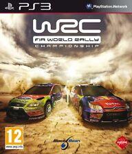 ELDORADODUJEU     WRC WORLD RALLY CHAMPIONSHIP PLAYSTATION 3 PS3 NEUF VF