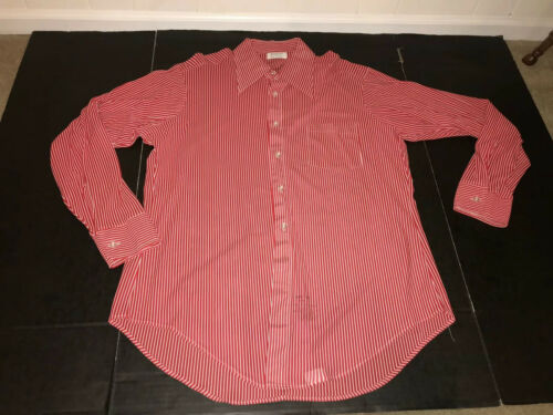 Jayson Knit Shirt Vintage 1950s Striped