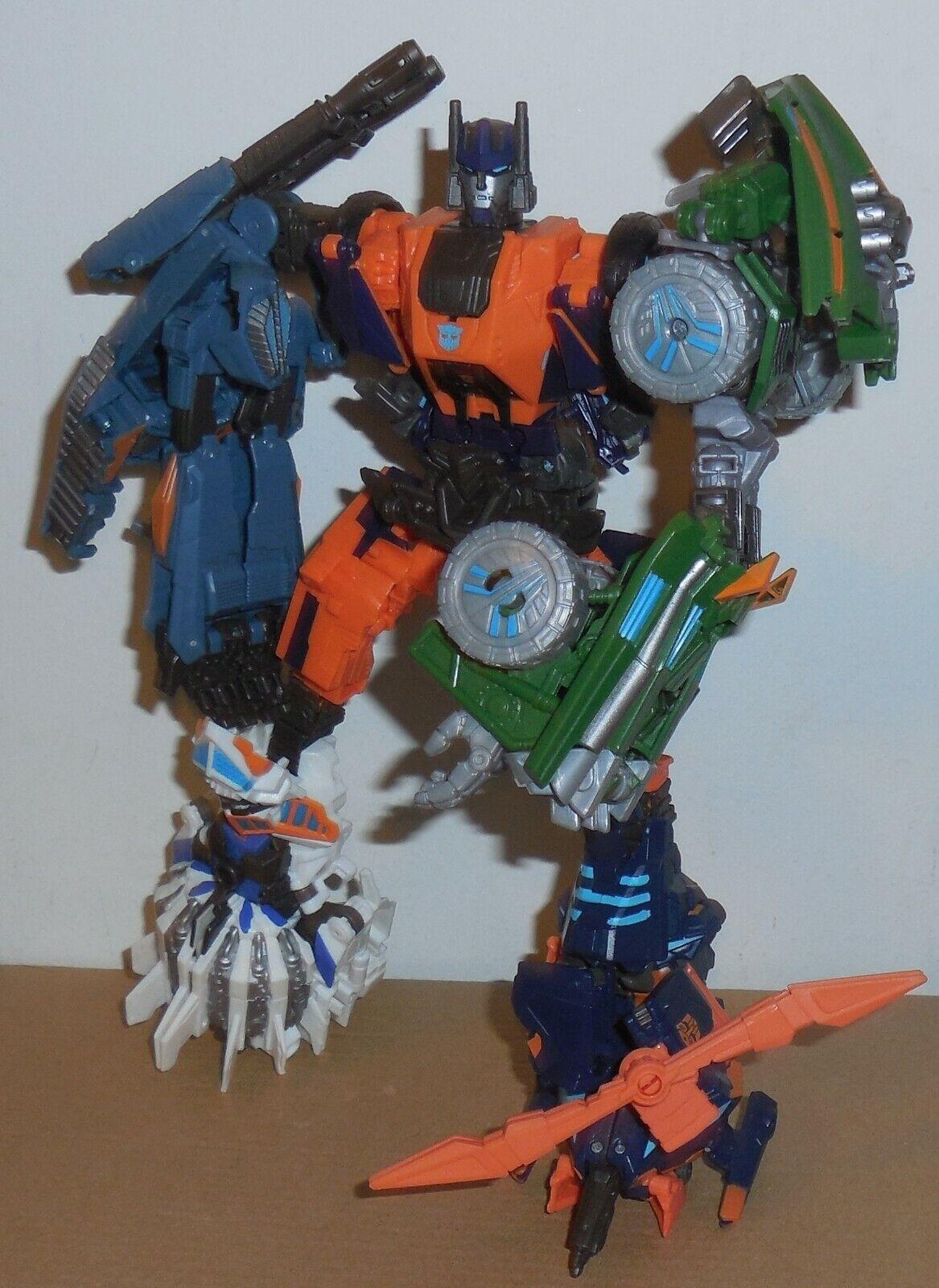 Transformers Generations Fall Of Cybertron Cybertron Cybertron RUINATION Combiner Foc 91c640