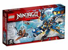 LEGO Jay's Elemental Dragon Ninjago Set 70602 NEW Sealed
