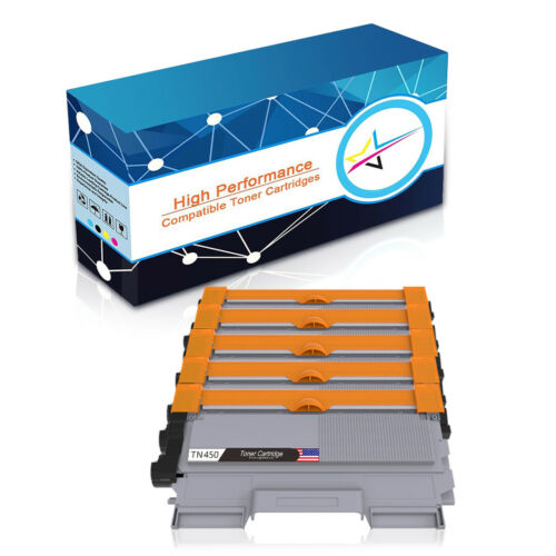 TN450 Toner Drum for Brother MFC-7860DW MFC-7360N DCP-7065DN Intellifax-2840 Lot