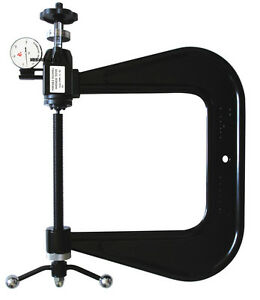 Brand-New-PHR-8-10-Portable-Large-C-Clamp-Rockwell-Hardness-Tester-Meter