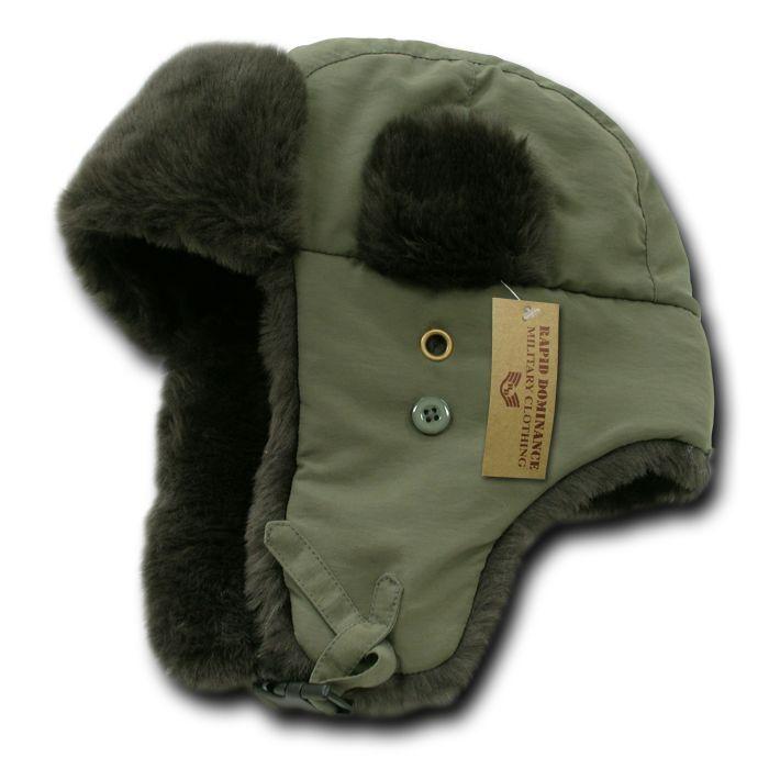 1 Dozen Aviator Bomber Flap Faux Fur Flap Bomber Caps Hats Winter Trooper Trapper Wholesale a637ea