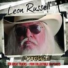 Snapshot [Digipak] by Leon Russell (CD, Dec-2013, Leon Russell Records)