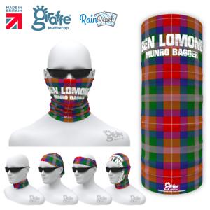 Ben Lomond Tartan Munro Bagger multifunctional headwear bandana snood multiwrap