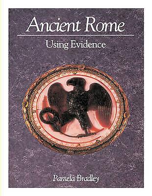 1 of 1 - Ancient Rome By Pamela Bradley Paperback Cambridge University Free Shipping
