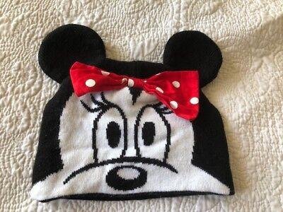 Attivo Minnie Mouse Cappello Di Disney 7-13 Anni- 2019 Ultima Vendita Online Stile 50%