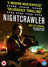 Nightcrawler DVD 2014 Jake Gyllenhaal Fast DISPATCH