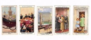 THE REIGN OF HM KING GEORGE V 1935 WD amp HO WILLS BRISTOL CIGARETTE CARDS - Coventry, United Kingdom - THE REIGN OF HM KING GEORGE V 1935 WD amp HO WILLS BRISTOL CIGARETTE CARDS - Coventry, United Kingdom