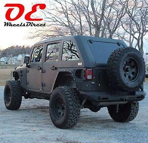 Image Is Loading Fits 07 17 Jeep Wrangler JK 4dr 2