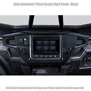 6061 Billet Aluminum Center Dash Panel Polaris RZR XP1000 900 Turbo Lime Squeeze