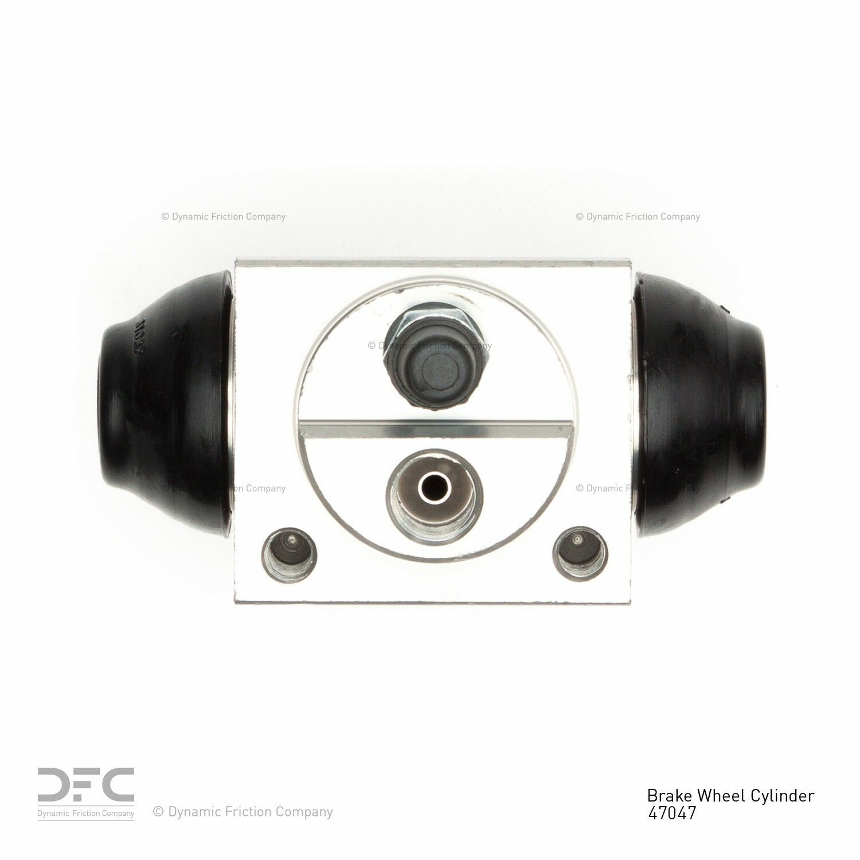 Rear Dynamic Friction Company Brake Wheel Cylinder 375-67013