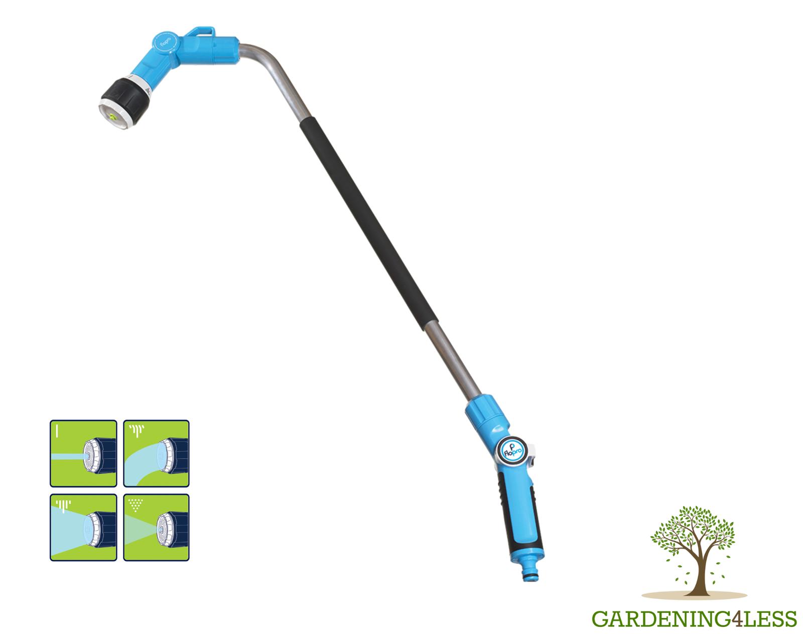 FloPro Activ Watering Lance Anti-leak Universal Garden Hose Watering Attachment